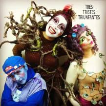 "VESTUARIOS de ""Tres Tristes Triunfantes"". Obra infantil."